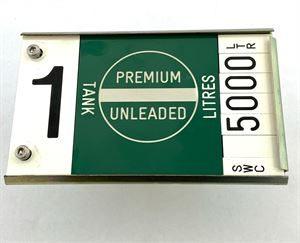 Great Value Type-F Grade Label